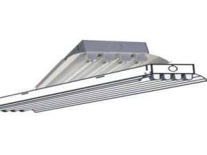 Industrial Series 3 LED Light Fixture (AC/DC combo)